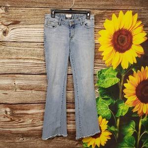 Tilt Huntington Flare size 3 long jeans Pre-owned